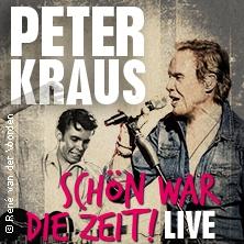 Peter Kraus - Schön war die Zeit