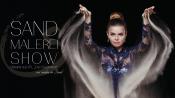 """Sand Malerei Show - """"Hamburg die schönste Stadt der Welt"""""""