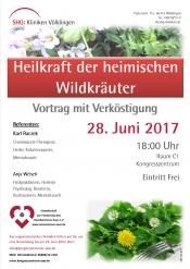 Vortrag mit Verköstigung - Heilkraft der heimischen Wildkräuter