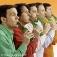 GlasBlasSing Quintett: Süßer die Flaschen nie klingen