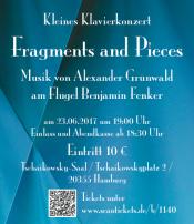 Fragments and Pieces - Klavierkonzert