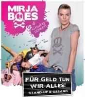 Mirja Boes & die Honkey Donkeys:  Für Geld tun wir alles