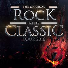 Rock Meets Classic In Regensburg Am 14042018 Donau Arena