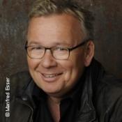 Bernd Stelter mit Kabuff-Orchester: Wer Lieder singt, braucht keinen Therapeuten