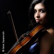Rimma Benyumova, Violine / Raúl da Costa, Klavier
