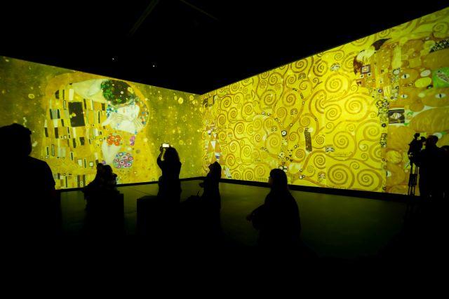 Von Monet Bis Kandinskyvisions Alive Die Neue Multimedia