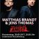 """Matthias Brandt & Jens Thomas mit """"Angst"""""""