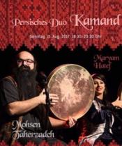 Live Konzert mit dem Persischen Duo Kamand