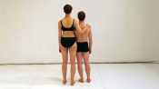 IPtanz - Ilona Pászthy - Mirage#1 - Site-spezifische Tanzminitauren