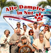 Alte Dampfer in Not