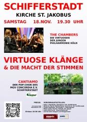 "The Chambers & Pop-Chor ""Cantiamo"" Schifferstadt"