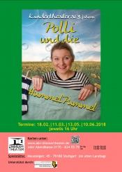 """""""Polli Und Die Hummel Pummel"""" Ein Theaterstück Für Kinder Ab 3 Jahren Von Alexander Wenz"""