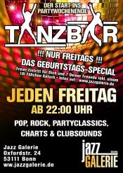 TanzBar • Der Start ins Partywochenende
