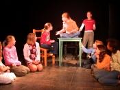 Ferienspecial: Das Schauspiel Abc | Workshop Hannover (Ab 10 J.)