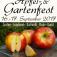 Apfel- und Gartenfest 2017