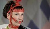 Meret & The Tiny Teeth - Meret Becker en Concert: Konzert: Le Grand Ordinaire