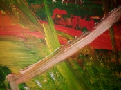 Acrylmalerei Malkurse Workshops, Acrylmalen lernen, Frankfurt,M.