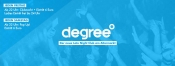 Pop up! @ Degree