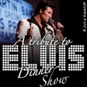 A Tribute To Elvis Dinner Show - Open Air