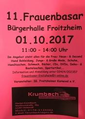 Frauenbasar Froitzheim