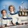 Leinen los und eingeschifft - Anke Geißler und Carolin Fischer