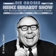 Die große Heinz Erhardt Show - Das Musical über den unvergessenen Schelm