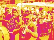 Balkan Beats - BrassBands und Yalla World Music Party