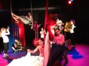 Vorhang auf für: Klamauks weltbeste Show! in der Zirkusfabrik