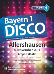 BAYERN 1 Disco in Allershausen