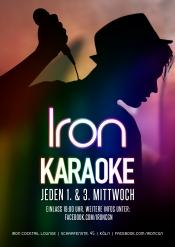 Karaoke Night Cologne @Iron Bar