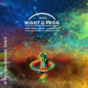 Night Of The Prog Festival - 2 Tagesticket 14. 15.07.2018