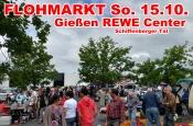 Flohmarkt In Gießen Am Rewe Center