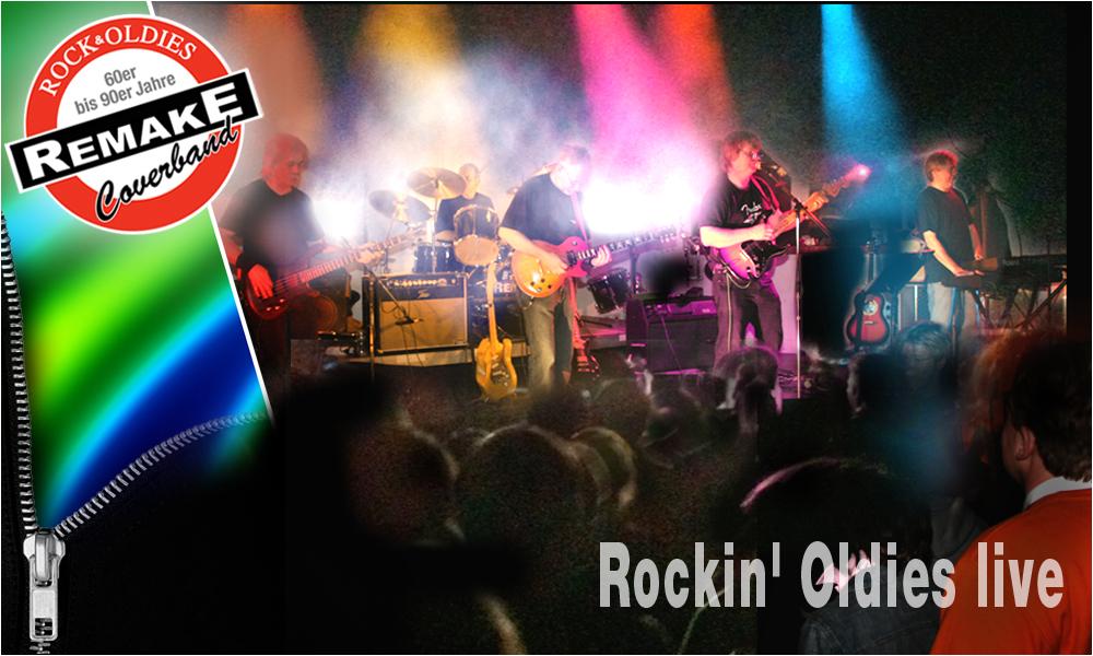 10. Rock-oldie Night Mit Der Band Remake
