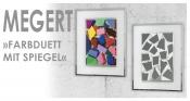 »christian Megert – Farbduett Mit Spiegel«
