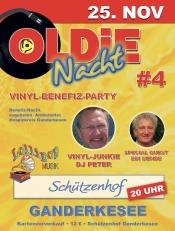 Vinyl-Oldie-Nacht