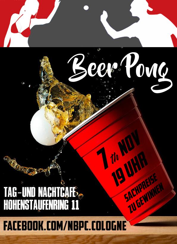 Cologne Beer Pong Turnier Koln