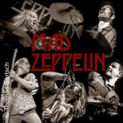 Mad Zeppelin - The Song Remains On Stage