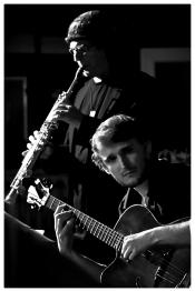 Marius Peters und Heiner Wiberny Duo