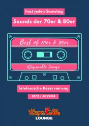 Sounds der 70er & 80er Jahre