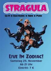 Stragula live im Zodiak
