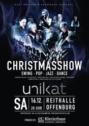unikat Christmasshow Swing-Pop-Jazz-Dance