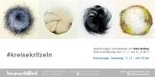 Vernissage #kreisekritzeln - Zeichnungen und Malerei von Silke Büttner