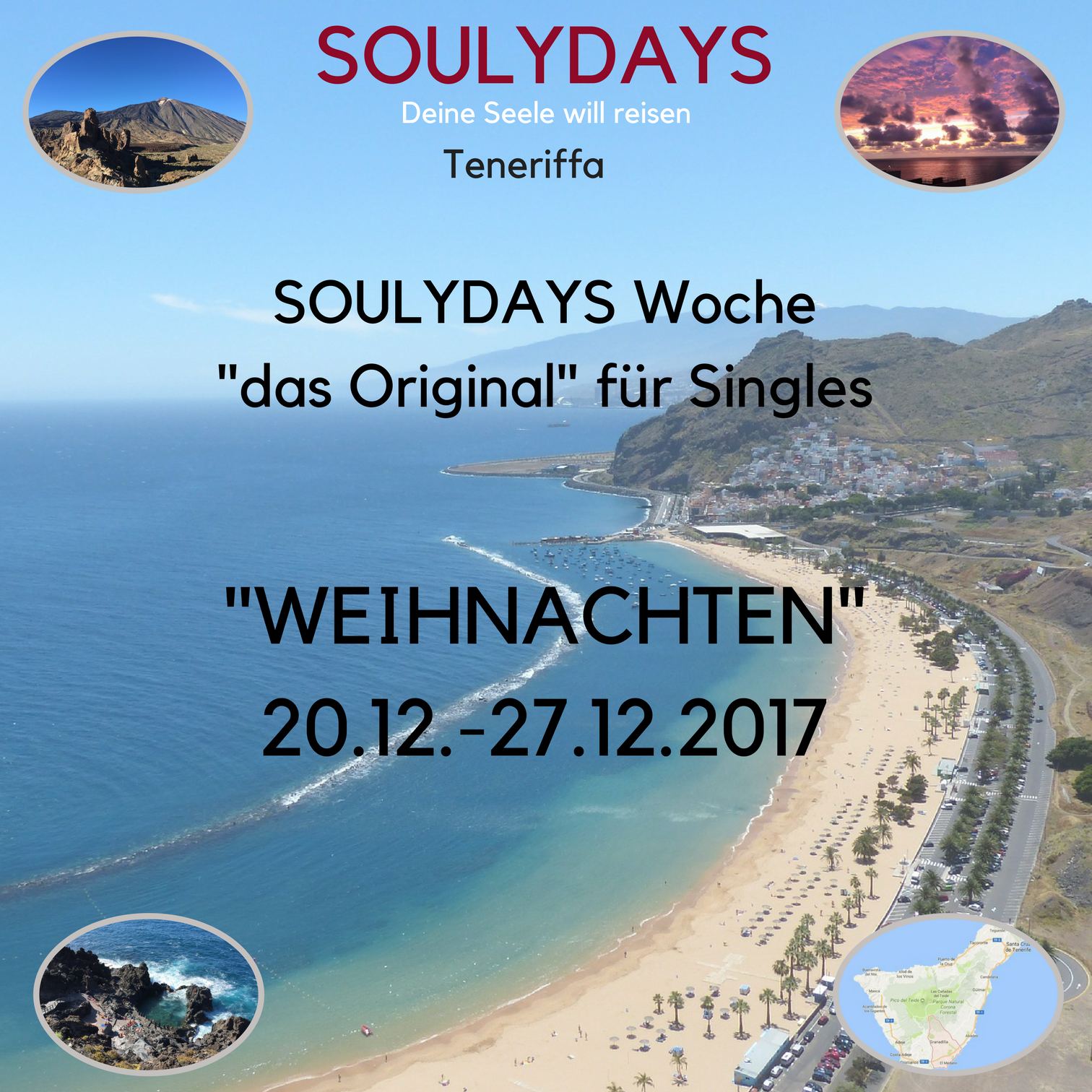 Weihnachten 2017 für SINGLES