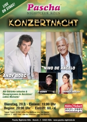 Andy Borg + Nino de Angelo + JP Weber + Bernice Ehrlich