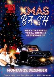 Xmas Bash - die Nacht der Specials im Coyote Ugly Koblenz