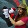 Kollin Kläff und der Weihnachtsmann | Puppentheater von und mit Maya Raue für Kinder ab 2 Jahren