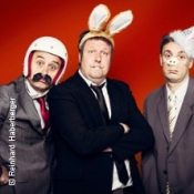 TBC - Totales Bamberger Cabaret: Aller Unfug ist schwer