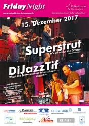 Friday Night: DIJazzTif & SuperStrut