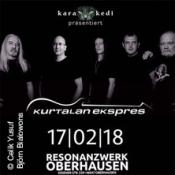 Kara Kedi Presents Kurtalan Ekspres