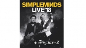 Simple Minds Special Guests Fischer Z